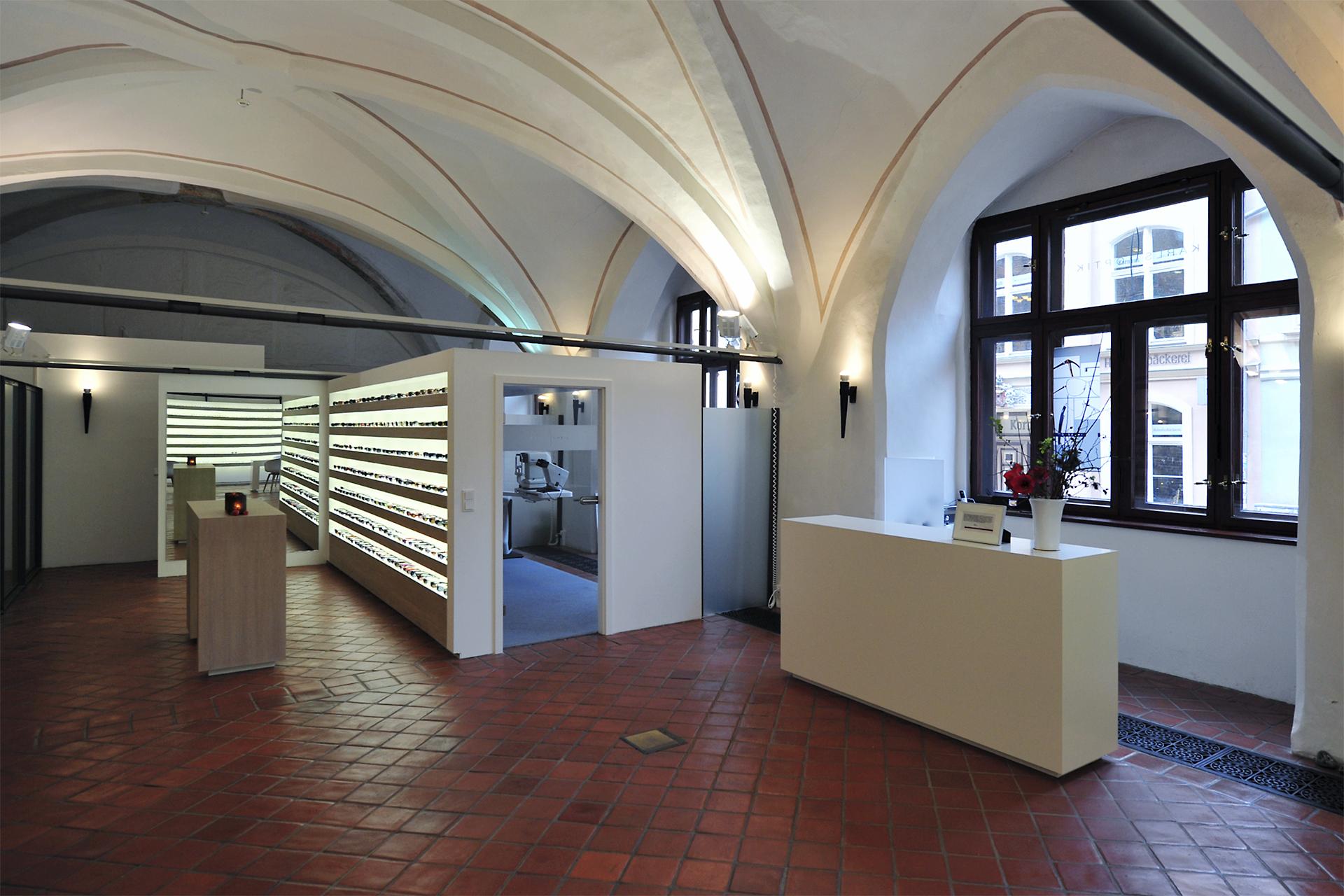 Koepke und Koepke Läden und Praxen Optikerladen 02